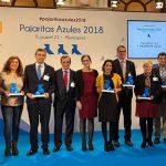 El Consorcio RSU de Ciudad Real volvió a recibir 1 Pajarita Azul, distinción nacional que reconoce la excelencia en la recogida selectiva para reciclaje de papel y cartón