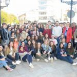 55 tomelloseros viajan el viernes a Niort para participar en el intercambio cultural