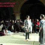 La Teatrería hace reflexionar al público infanteño con su versión del mito de Antígona