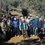 Comienza la temporada de rutas de Senderismo en Villarrubia de los Ojos, con una ruta a la Fuente del Humbrión