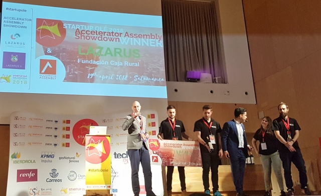 20180420 Fundacion Premio startup ole web
