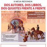 Los Quijotes de Cervantes y Avellaneda frente a frente en Quero