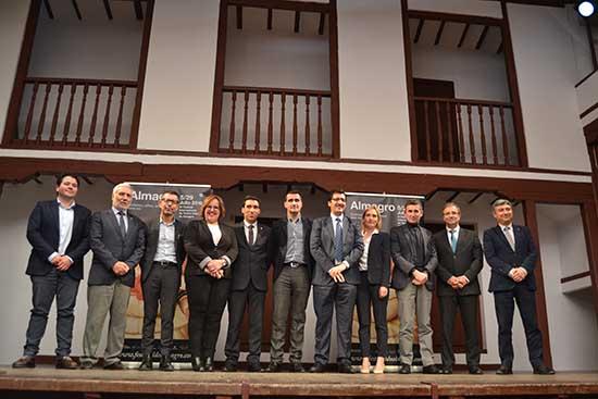 Carrascosa-Presentación Festival Almagro