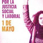 CNT convoca una manifestación por el 1º de Mayo que partirá a mediodía de la plaza de las Terreras