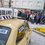 Los policías locales se concentran por segunda vez para reclamar la aprobación del decreto de adelanto de la jubilación