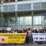 La indignación por la sentencia de La Manada se traslada a la puerta de los Juzgados de Ciudad Real