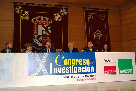 Inauguración--X-Congreso-de-Investigación-SATSE-Ciudad-Real