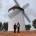 El Ayuntamiento de Valdepeñas recupera los históricos molinos del Cerro de San Blas