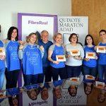 Dulcinea y damas de Ciudad Real participarán en la 6ª Carrera de la Mujer de este domingo