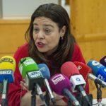 Pilar Zamora, intervenida satisfactoriamente de cáncer de mama