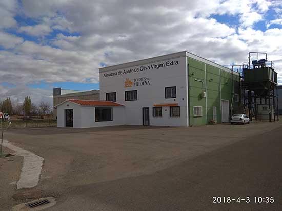 Polígono Industrial La Vega, nueva empresa