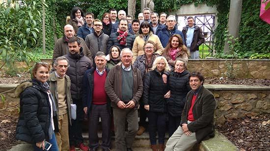 Prado Amores reunion PRUG Lagunas de Ruidera 1