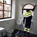 Limpieza realiza las revisiones del control de plagas en los centros educativos de Ciudad Real