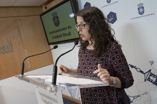 Sara Martínez Junta de Gobierno 2 de abril - 2