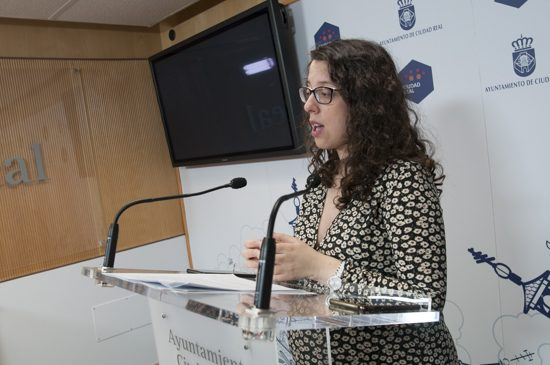 Sara Martínez junta de gobierno 16 de abril - 2
