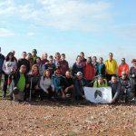La Universidad Popular de Terrinches inicia la temporada de rutas de senderismo