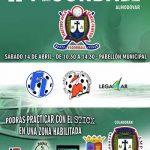Almodóvar del Campo referente regional en la práctica del floorball