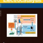 Seleccionado un artículo de investigación del grupo de catálisis y materiales del departamento de Ingeniería Química de la UCLM como portada de la revista Electrocatalysis