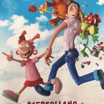 Cartel muy al estilo Pixar para la Feria de Mayo de Puertollano