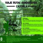 Ciudad Real:El Patronato Municipal de Deportes oferta un fin de semana senderista en Cazorla