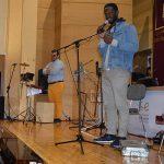 El ganador de Got Talent, César Brandon, lleva su poesía a la Facultad de Educación de Ciudad Real