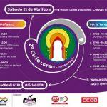 Feminismo, educación y <i>LGTBIfobia</i> en el segundo Ciclo LGTBI que se celebrará el próximo sábado en Ciudad Real