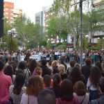 """Cientos de personas se concentran en Ciudad Real en rechazo a la sentencia de """"la manada"""""""