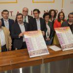 """Con el de Rosana en Ciudad Real el 30 de mayo, arranca la programación de los 14 """"Conciertos en espacios y lugares emblemáticos"""" de la Diputación"""