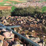 Una nueva cruz será colocada mañana sobre el cerro de El Tesoro de Villamayor de Calatrava