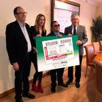 El Colegio Oficial de Médicos de Ciudad Real celebra su Centenario en 5,5 millones de cupones de la ONCE