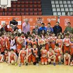180 niños y niñas participan en la segunda edición de la SuperLiga Dia-FEB en Ciudad Real