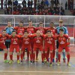 El Puertollano-Deportes Zeus pudo con el Real Betis Futsal en un emocionante partido