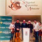 La SOCA y Fundacion Globalcaja Albacete firman su convenio de colaboración