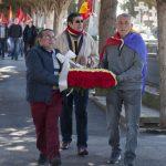homenaje cementerio 14 de abril - 1