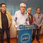 """El alcalde de Almodóvar del Campo niega """"cualquier tipo de amaño"""" y defiende la """"transparencia"""" del proceso de adjudicación del servicio de aguas"""