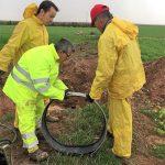 Reparada la avería de la red general de abastecimiento de agua