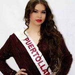 María Varga representa a Puertollano en el certamen Miss Grand Ciudad Real