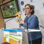 Ciudad Real: Limpieza Viaria incrementa esta semana el barrido mixto en los barrios gracias a las inversiones realizadas