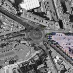 Ciudad Real: Algo se cuece en el Quesito 2, el antiguo aparcamiento disuasorio del Quijote Azteca, que será una zona comercial