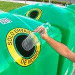 Cada castellano-manchego recicló 14 kilogramos de residuos de envases de vidrio en 2017, 53 envases por ciudadano