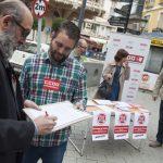 """Recogida de firmas """"simbólica"""" en defensa de las pensiones para """"llamar la atención del Gobierno"""""""