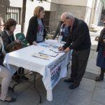 Firmas contra la derogación de la prisión permanente revisable