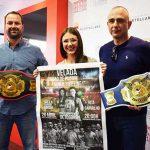 Puertollano: Sheila García defenderá el título europeo de kick boxing en una velada con once combates