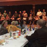La Asociación de Jubilados de El Torno homenajeó a los socios de más edad