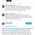 Ciudad Real: La polémica sobre la tarifa del agua continúa goteando en Twitter
