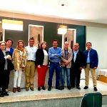 Cerca de mil personas acuden a escuchar al juez de menores Emilio Calatayud en Villarrubia de los Ojos