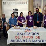 El Ayuntamiento de Ciudad Real colabora en la cuestación del Día Mundial del Lupus