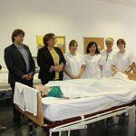 Carmen Olmedo ha inaugurado un nuevo taller de empleo en La Solana