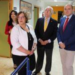"""El Gobierno regional agradece el """"trabajo encomiable"""" que ha permitido recobrar la normalidad del Hospital de Valdepeñas en tiempo récord"""
