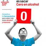 Continúa la campaña de educación sanitaria para prevenir el consumo de alcohol en menores en las farmacias ciudadrealeñas